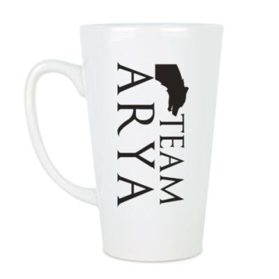 Чашка Латте Команда Арии