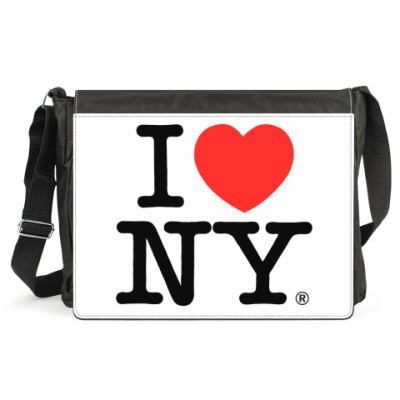 Сумка I love new york