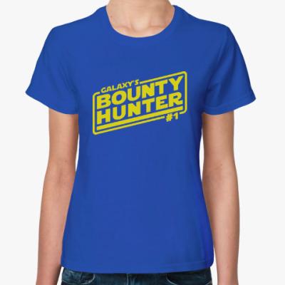 Женская футболка Bounty Hunter