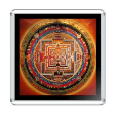 Магнит Kalachakra mandala