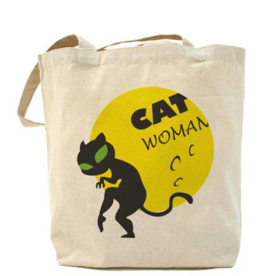 Сумка Женщина-кошка
