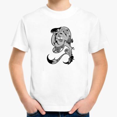 Детская футболка  Абстракция