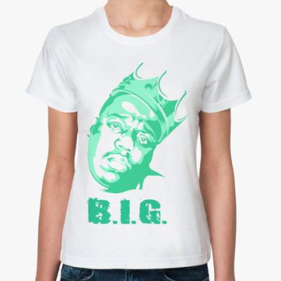 Классическая футболка Notorious BIG