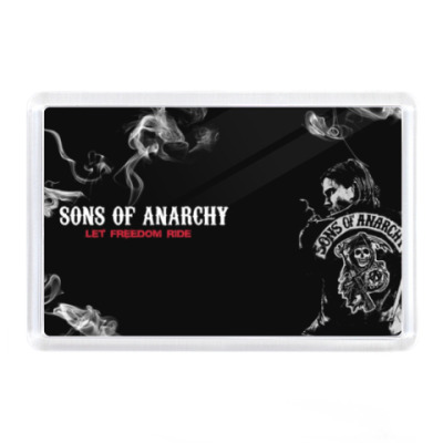 Магнит Sons of anarchy