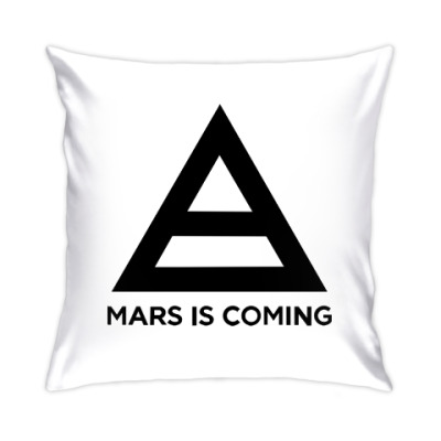 Подушка 30 Seconds to Mars