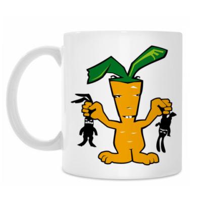 Кружка Морквозаяц