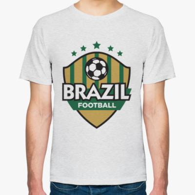 Футболка Футбол Бразилии