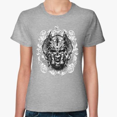 Женская футболка Тор (сын Одина)