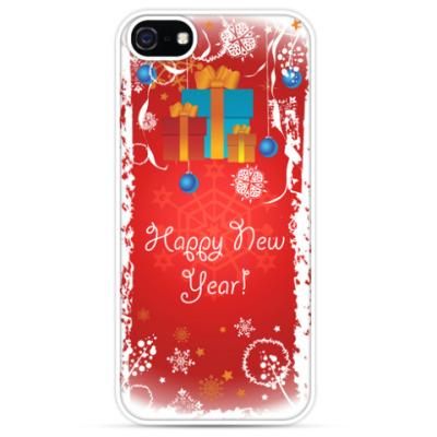 Чехол для iPhone Новогодний подарок