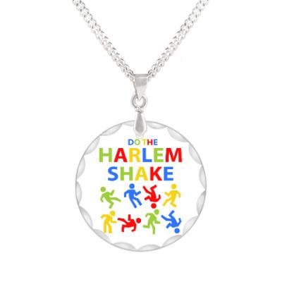 Кулон Harlem Shake