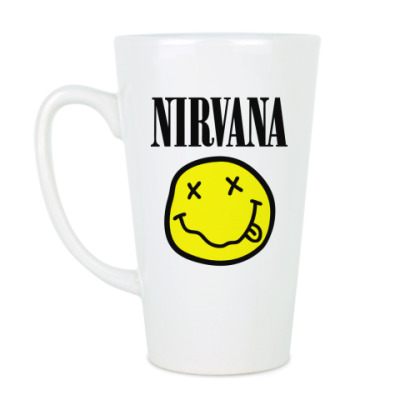 Чашка Латте Nirvana