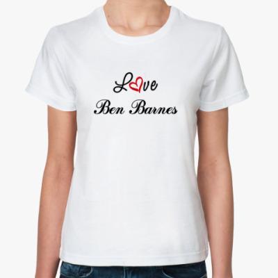 Классическая футболка Love BB
