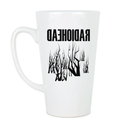 Чашка Латте Radiohead