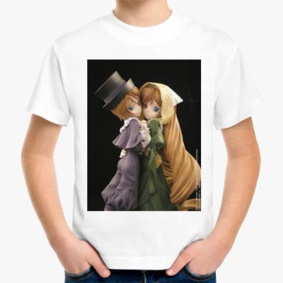 Детская футболка   Rozen Maiden Дет.