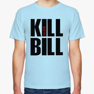 Футболка Kill Bill