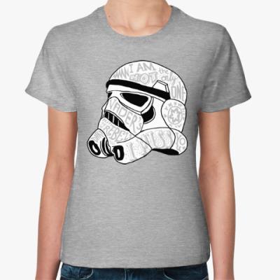 Женская футболка Штурмовик (Звездные войны)