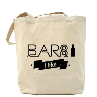 """Сумка """"Bars I like"""""""