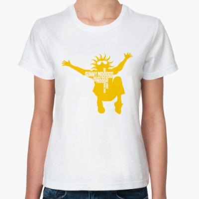 Классическая футболка sunny mood