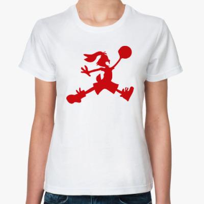Классическая футболка Jordan Bunny