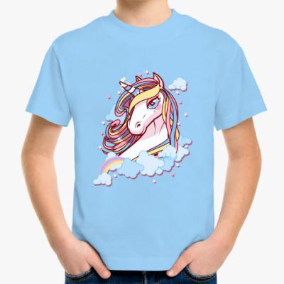Детская футболка Unicorn