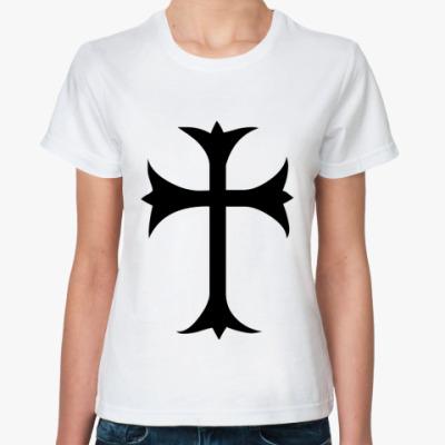 Классическая футболка Крест
