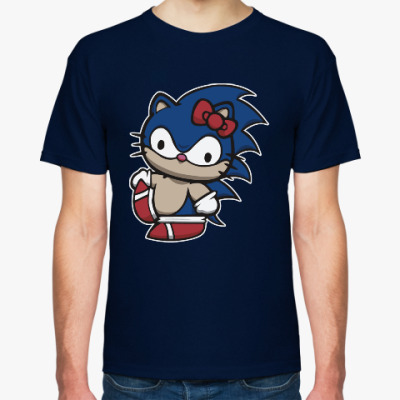 Футболка Kitty Sonic
