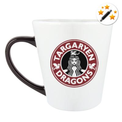 Кружка-хамелеон Драконы Таргариен
