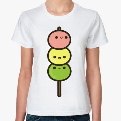 Классическая футболка Зефир