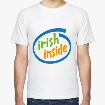 Футболка irish inside