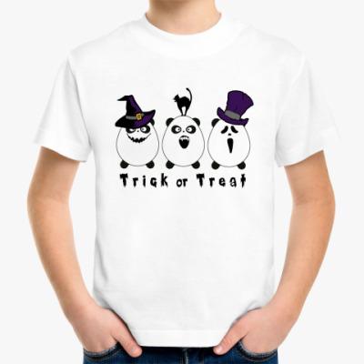Детская футболка Trick-Treat