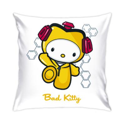 Подушка Bad Kitty
