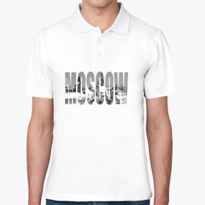 Рубашка поло Москва