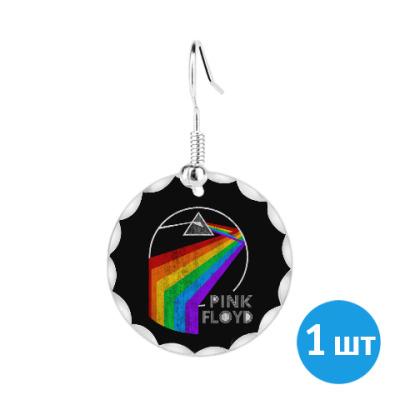 Серьги Pink Floyd