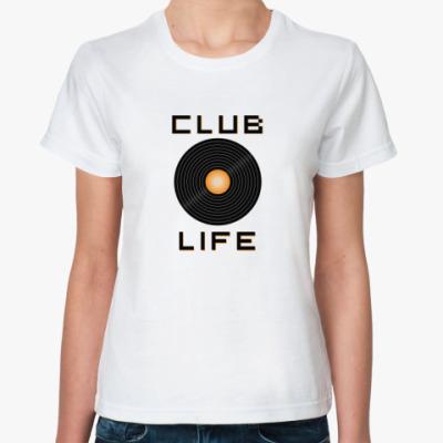 Классическая футболка Club Life