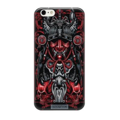 Чехол для iPhone 6/6s 'Скорпион'