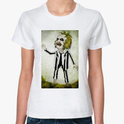 Классическая футболка Bittlejuise