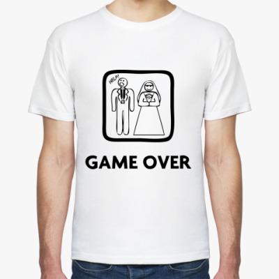 Футболка Game Over. HELP!