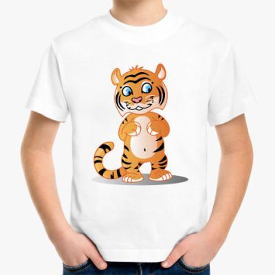 Детская футболка Тигра