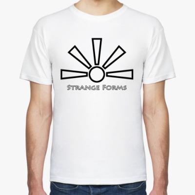 Футболка Strange Forms