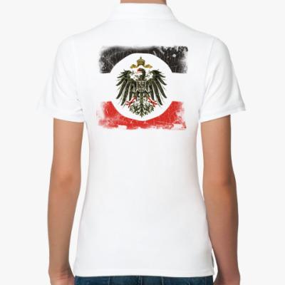 Женская рубашка поло Кайзеровская Империя