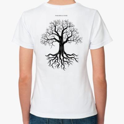 Классическая футболка para bellvm trеe