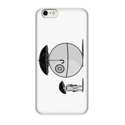 Чехол для iPhone 6/6s My neighbor Death Star