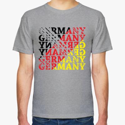 Футболка Сборная Германии по футболу