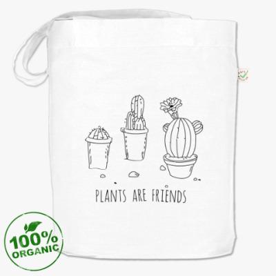 Сумка Plants are friends
