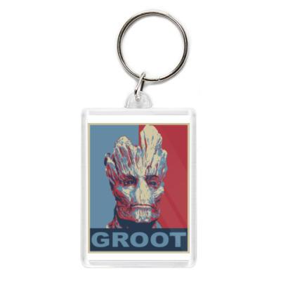 Брелок Groot