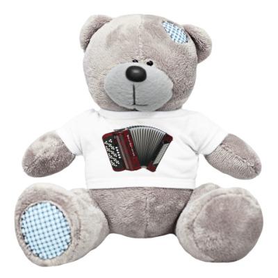 Плюшевый мишка Тедди Баян