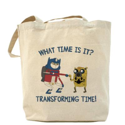 Сумка Transforming time