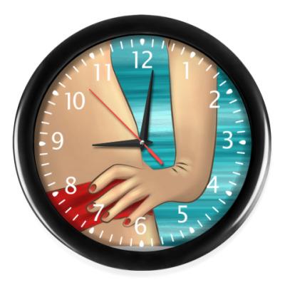 Часы память о жарком лете