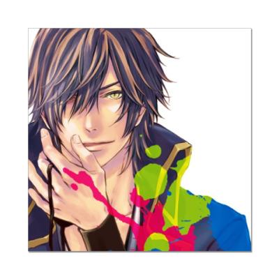 Наклейка (стикер) Anime art