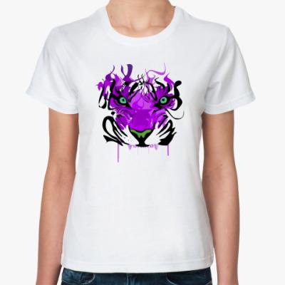 Классическая футболка Tiger